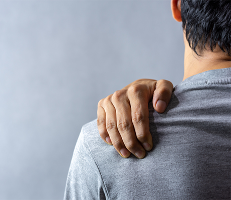 Aching Shoulder
